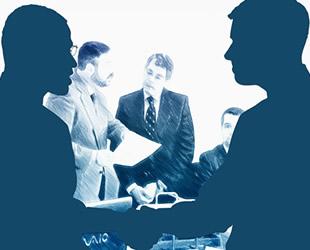 在日本注册公司及设立分公司のイメージ